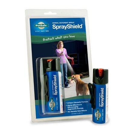 SprayShield Animal Deterrent Spray with Belt Clip by PetSafe