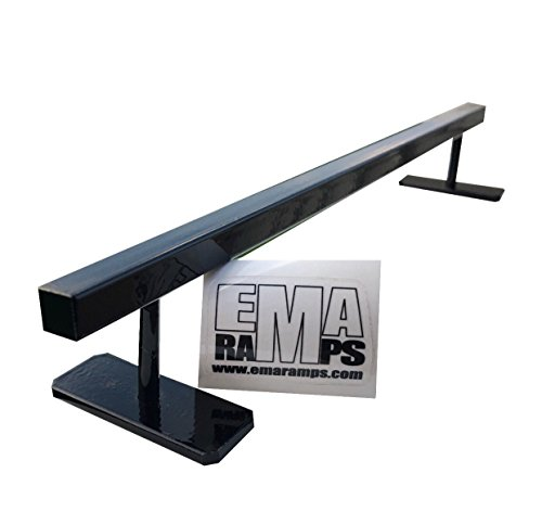 Fingerboard Flat Rail