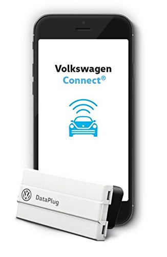 genuine vw connect data plug can reading module smartphone. Black Bedroom Furniture Sets. Home Design Ideas