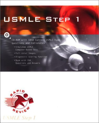 Rapid Review USMLE Step 1, 1e