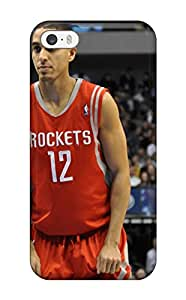 Durable Houston Rockets Basketball Nba (8) Back Case/cover For Iphone 5/5s