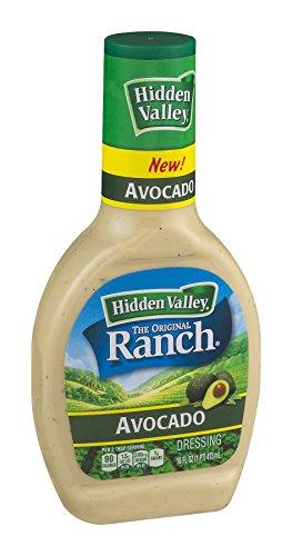 Hidden Valley Dressing Avacado Bottle product image