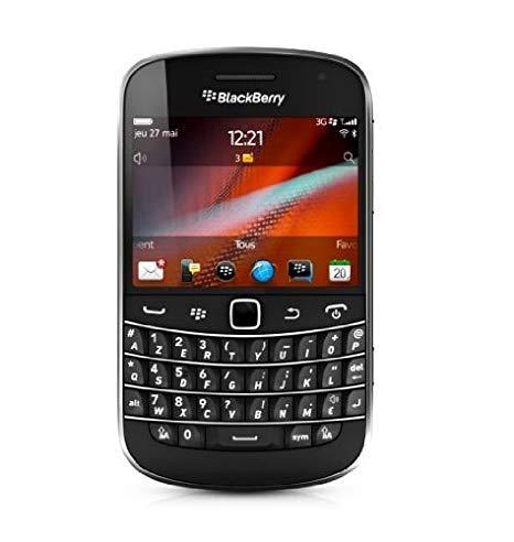 BlackBerry Bold 9900 AZERTY Keypad Factory Unlocked Charcoal ()