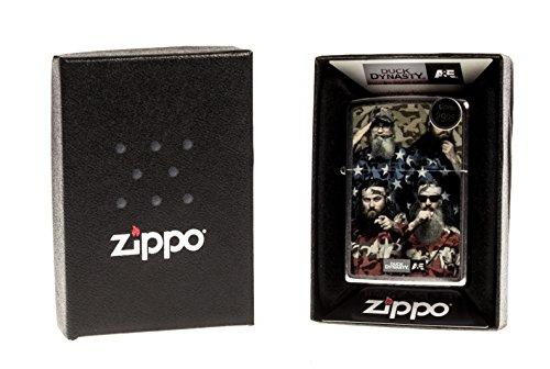 Zippo ZO28884-BRK Duck Dynasty Family Crest. Mea Knife by Zippo (Image #1)'