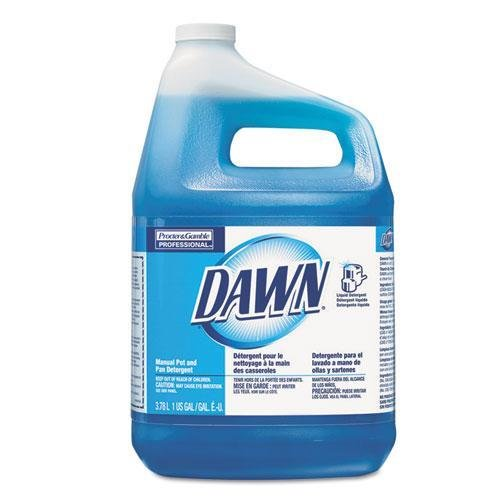 Dawn Professional 57445CT Manual Pot & Pan Dish Detergent Original 4/Carton