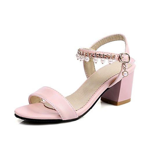 Ballerine EU Pink AdeeSu 35 Rosa Donna Ydww4q