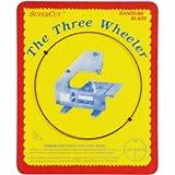 "SuperCut B56.875W14R24 Three Wheeler Bandsaw Blades, 56-7/8"" Long - 1/4"" Width; 24 Raker Tooth"