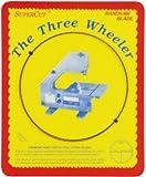 "SuperCut B62W316H8 Three Wheeler Bandsaw Blades, 62"" Long - 3/16"" Width; 8 Hook Tooth"