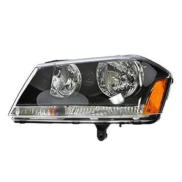 Headlight Headlamp Driver Side Left LH NEW for 08-10 Dodge Avenger RT
