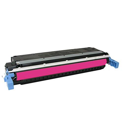 HQ Supplies Remanufactured Replacements for HP 645A HP C9733A Magenta Toner Cartridge for use in Color LaserJet 5500n, 5550hdn, 5500dtn, 5500, 5550dtn, 5500dn, 5550n, 5550, 5550dn, 5500hdn 5500n Laser Printer