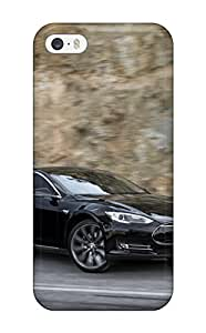Durable Tesla Model S 19 Back Case/cover For Iphone 5/5s