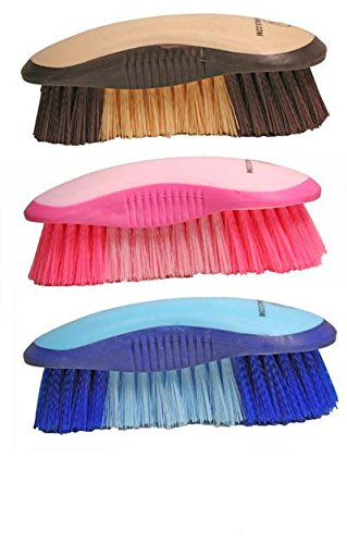 Derby Super Grip Soft Finishing Brush for Horses at Wholesale Price