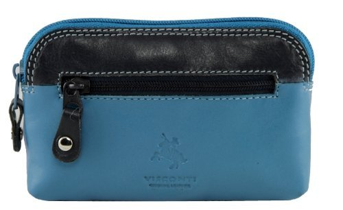 visconti-rb-62-multi-colored-navy-prays-sky-blue-ladies-soft-leather-coin-purse-and-key-wallet-with-