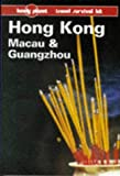 Lonely Planet Hong Kong, Macau and Guangzhou, Robert Storey, 0864424108