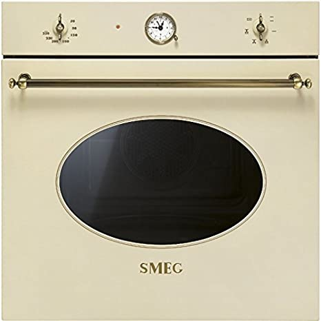 Smeg SF800PO - ovens (Built-in, Electric, A-10%, Cream, Rotary ...