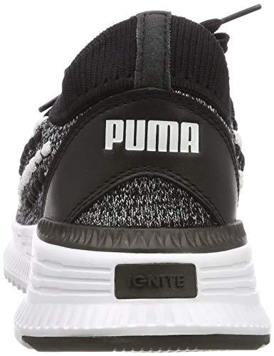 Fusefit Avid Zapatillas puma Adulto puma Puma Negro White Unisex Black 6p1R5nwqwx