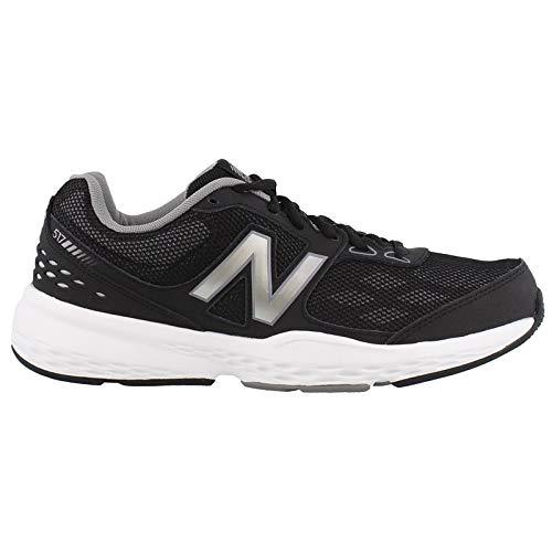 New Balance Men's MX517v1 Training Shoe, Black, 13 D - Cross Training Shoe One