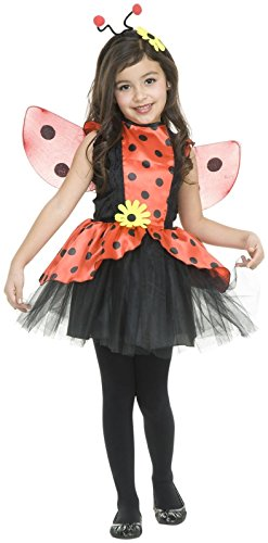 Charades Costumes Lady Bug-Toddler ()