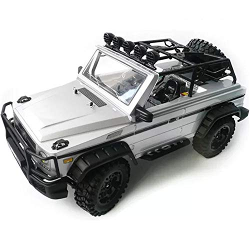 Alician HG P402 1/10 2.4G 4WD Wheel Drive Roadster Climbing Car Plastic KIT (Frame)