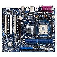 ASRock P4VM800 VIA P4M800 Socket 478 mATX Motherboard with Video Sound LAN (478 Socket Lan)