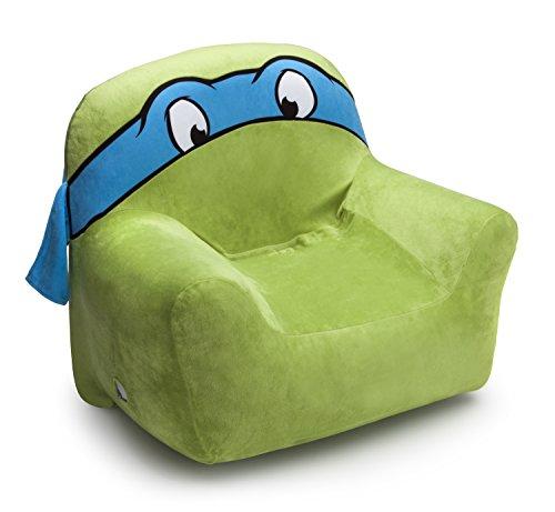 Blue Velour Club Chair - 1