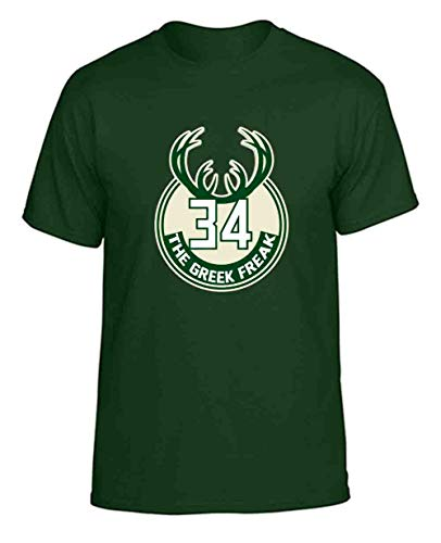 Forest Milwaukee Giannis Logo T-Shirt Toddler