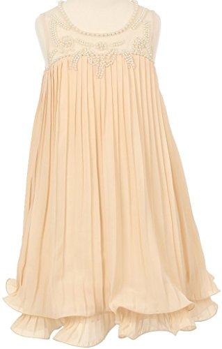 Chiffon Baby Doll Gown - 6