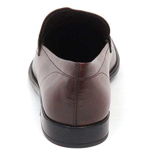 Tod's E2686 Mocassino Uomo Brown Scarpe Loafer Shoe Man marrone Muchos Estilos 4aNix