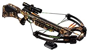 Barnett Penetrator Crossbow Package (Quiver, 3-20-Inch Arrows and 4x32mm Scope)