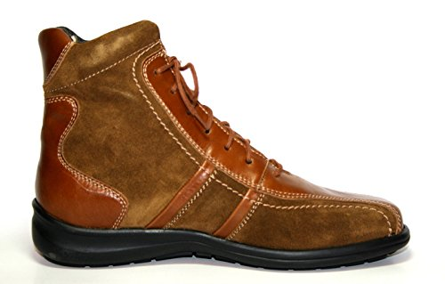 Ganter - Botas de Piel para mujer Marrón marrón Marrón - Braun (nougat/camel)