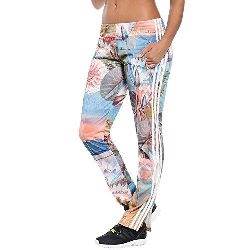 adidas Originals Womens Curso Firebird Track Pants - (Adidas Firebird Tracksuit)