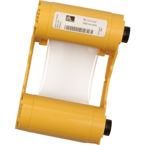 Zebra True Colours 800033-848 Ribbon Cartridge - YMCKOK - Dye Sublimation Thermal Transfer - 165 Card