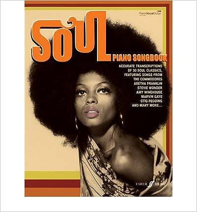 Téléchargez des livres à partir du numéro isbn [(Soul Piano Songbook: (Piano, Vocal, Guitar))] [ Faber Music Ltd ] [September, 2010] B00QASQK8M PDF MOBI