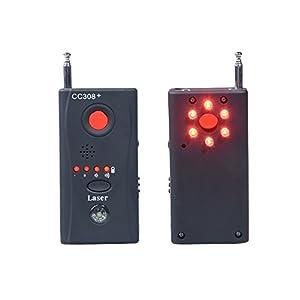 RF Detector Bug Detector Anti-spy Signal Detector Almighty Hidden Camera Laser Lens GSM Device Finder