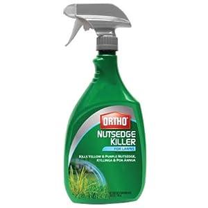Ortho Nutsedge Killer for Lawns, 24-Ounce