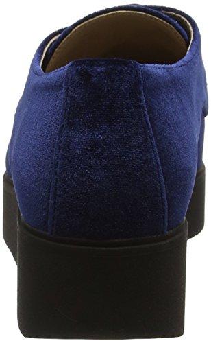 Scarpe Blu Unisa Azul CALER Lacci con Donna VL F17 CtUntq