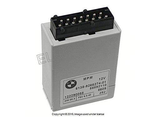 BMW Genuine Control Unit - Micro Power Module 525i 525xi 530i 530xi 545i 550i M5 530xi 645Ci 650i M6 645Ci 650i M6