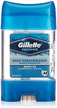 Gillette Artic Ice Deo Clear Gel 70 Ml 1 Unidad 70 ml
