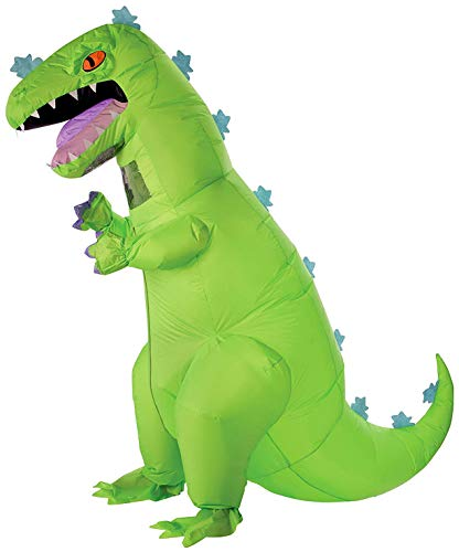 Angelica Pickles Costume (Rubie's Men's Reptar, As Shown, One)