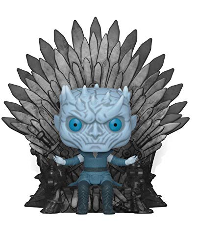 Funko POP! Deluxe: Game of Thrones - Night King Sitting on Throne ()