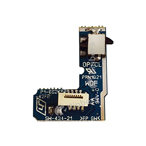 Ps/2 Replacement - Rinbers® Power On/Off PCB Board Reset Switch Replacement for PlayStation 2 PS2 Slim SCPH-70000X Series