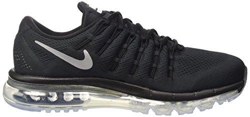 De Air Max Entrainement Nike noir Blanc Foncé Chaussures Gris Homme Noir Running 2016 wIpdwqxA