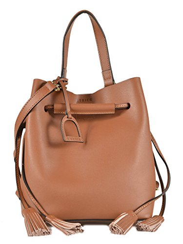 Sac Kyo ETRIER Bourse Biscuit Cuir femme 6dOq4O8
