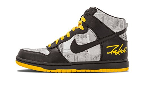 Nike Dunk Hi Supreme TZ LAF - US 12