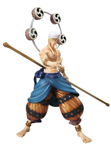 Neo Scale Models (Portrait. Of. Pirates : One Piece Excellent Model Neo DX God Enel [1/8 Scale PVC])