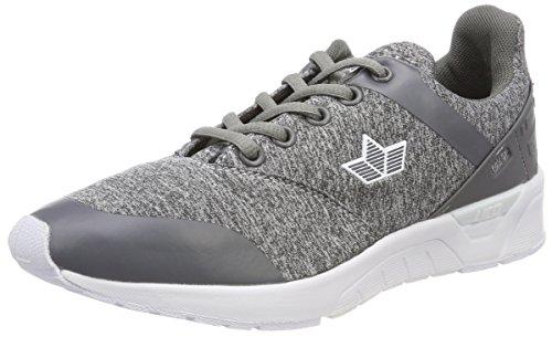 Sneakers Gris Basses Adulte Geka Grau Mixte Grau Message qU7wU5S