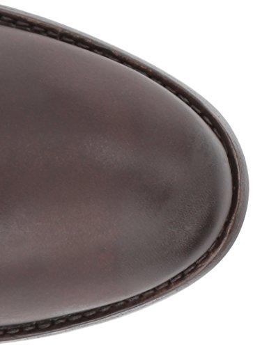 Frye Kvinna Melissa Stud Tillbaka Zip Ridstövel Choklad