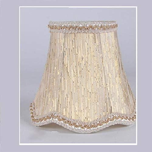 ZHAOLV Pantalla de lámpara Lámpara de ondulación Art Deco Pantalla ...