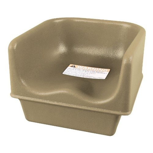 (Cambro 100BC Beige Single Height Booster Seat)