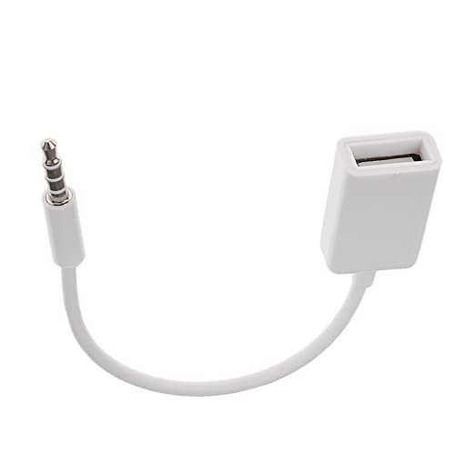 16 opinioni per MagiDeal Connettore Audio Jack da 3,5 mm AUX maschio a USB 2.0 convertitore